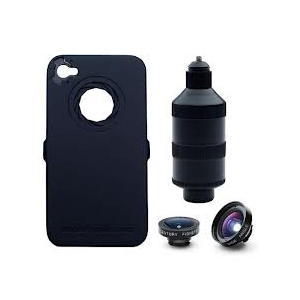 FiLMiC Video Gear | iPro Lens Kit for iPhone