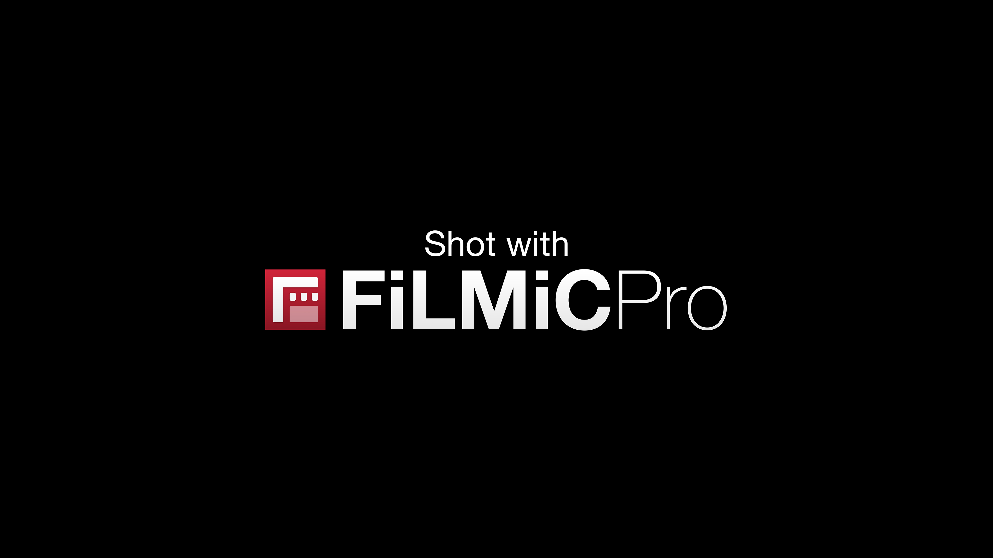 Right Click to Download 4K Bumper - Filmic Pro Mobile Video | Filmic