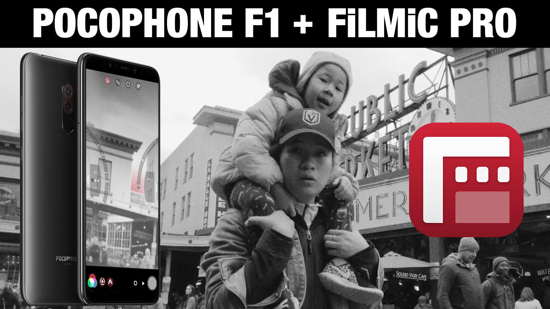 Best Budget Android Smartphone for Pro Video Using FiLMiC