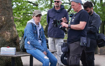 Mobile Filmmaking with Cassius Rayner – The Making of DEAD EYE
