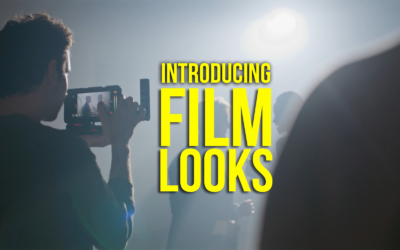 Introducing Film Looks in FiLMiC Pro v6.16